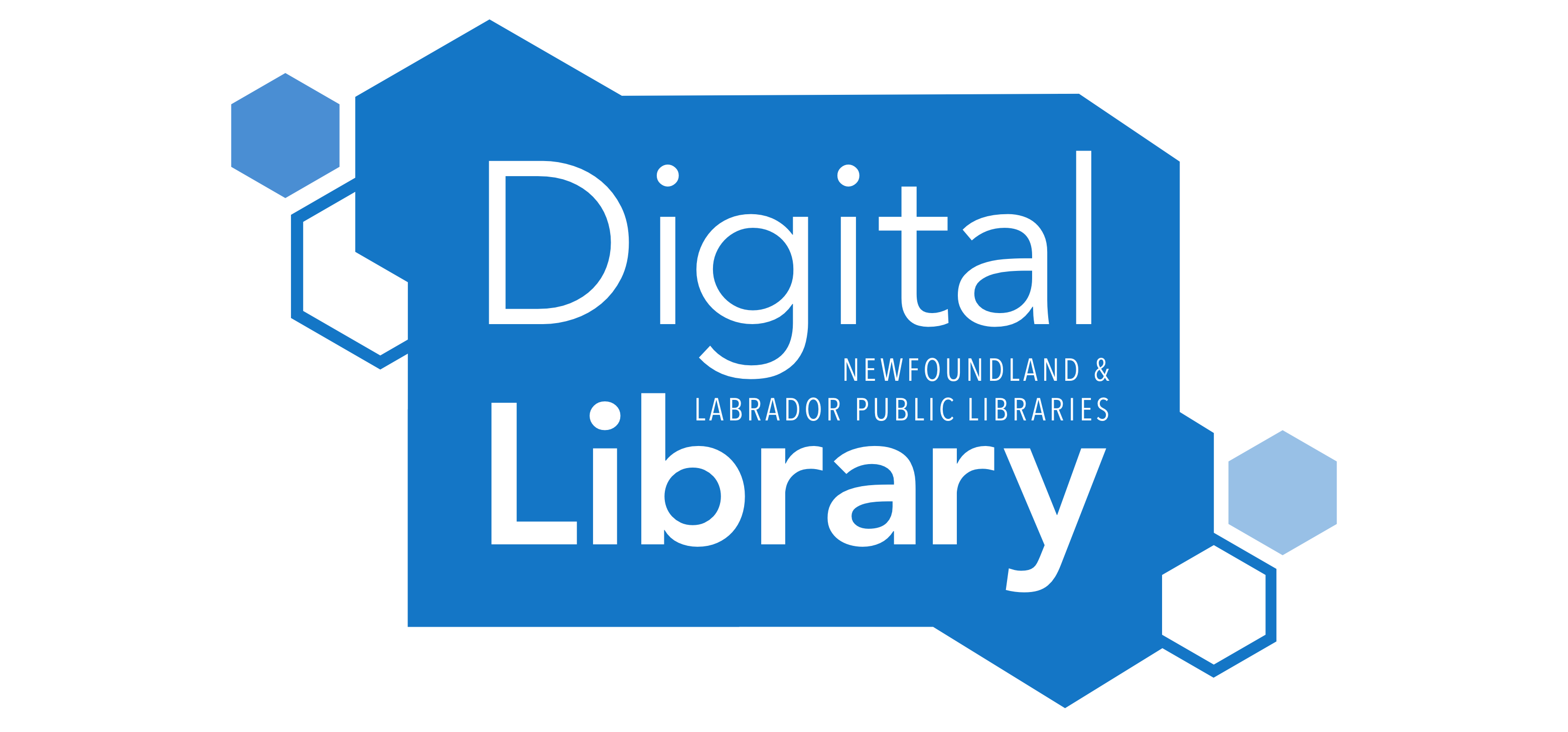 Digital Library banner